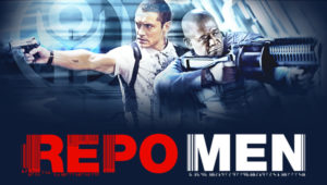 Cool Ways to Decorate with Repo Men Movie Poster and Wall Painting